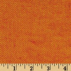 From Marcus Brothers Fabrics, this soft, lofty flannel is double napped (brushed on both sides), yarn dyed and medium weight (6.5 oz per square yard). Use for quilting, shirts, lounge wear and blankets. Colors include yellow and orange.