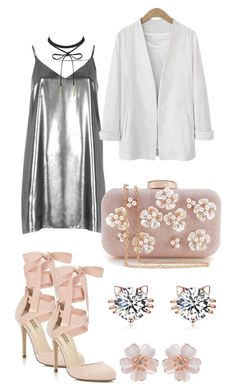 """""""Affordable night out"""" by molly-elliott-i on Polyvore featuring River Island and Miss Selfridge"""