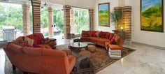 If you want to spoil yourself, your family or friends, then think about renting a luxury villa for the holidays in California province. Luxury villas for rent in Costa Rica.