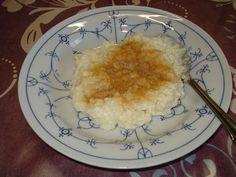 rijst met boter en suiker