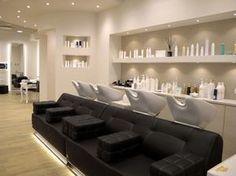 Home Beauty Salon, Beauty Salon Decor, Beauty Salon Design, Hair And Beauty Salon, Beauty Room, Spa Interior, Beauty Salon Interior, Salon Interior Design, Lounge
