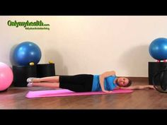 5 Minute Butt and Thigh Workout for a Bigger Butt - Exercises to Lift and Tone Your Butt and Thighs - YouTube