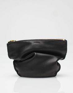 cosmetic #baggu #leather