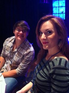 Joshua and Sarah Harris with Trinity River Band 2013