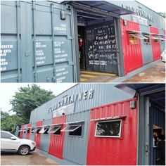 Food Container at Jl. Lebak Bulus Raya No.30A