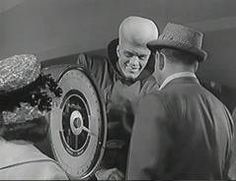 """To Serve Man"" The Twilight Zone."
