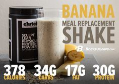 Say goodbye to the days of chugging lumpy protein shakes with minimal flavor. Take your gains to the next level with these Clutch shake #recipes! Bodybuilding.com