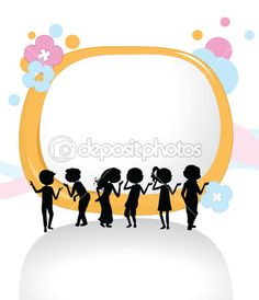 çocuklar Stok vektör, Telif haksız çocuklar illüstrasyon -Sayfa 4   Depositphotos®