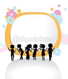çocuklar Stok vektör, Telif haksız çocuklar illüstrasyon -Sayfa 4 | Depositphotos®