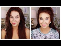 HOW TO: look fresh & awake when you're exhausted - Makeup Tutorial | Jaclyn Hill - YouTube