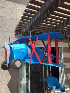 Airplane piñata