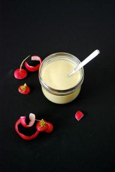 radijs - melksoep