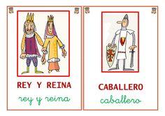 Libro vocabulario castillos