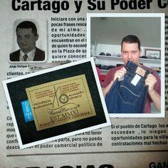 Vía @JorgeEMoncadaA: La Moda Política @Cartago Oporto