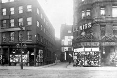 Down the decades: See how Market Street has changed since 1900
