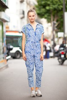 Couture Fall 2012. Street Style