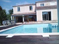 Villa - maison Vergeze Vacances Nimes Gard (30) FRANCE 30-6303-1
