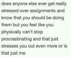 YESS!! O My Gosh this explains literally 99% of my life..