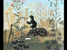 How The Mole Got His Pants - Jak krtek ke kalhotkám přišel (1957) Linen pants, from flax!