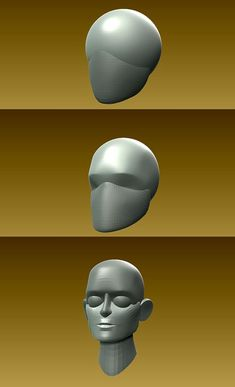 // The process behind the 'Mouse' sculpt by Paul Deasy / Maya, Photoshop, ZBrush, tutorial from 3dtotal.com