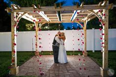 So romantic!   Love the picture.  Four Wings Photography - you rock!