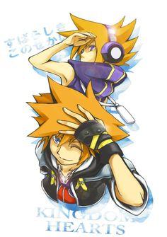 Sora & Neku