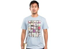 """Storytellers"" t-shirt - Threadless.com - Best t-shirts in the world"