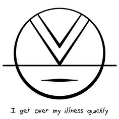 "Sigil Athenaeum - ""I get over my illness quickly"" sigil requested..."