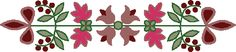 Native American Floral Beadwork | floral beadwork most tribes had geometric designs in beadwork because