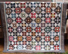 Quiltville's Quips & Snips!!: Chunky Churn Dash!