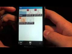 Box and Dropbox on BlackBerry 10