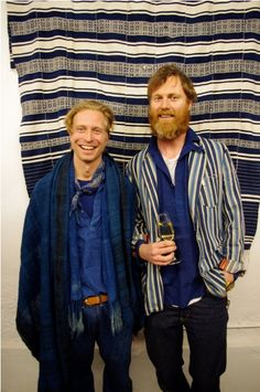 Indigo-Roosters-denim-jeans-expo-LONG-JOHN-blog-Miles-Johnson-and-Viktor-Sandberg-Levis designer-raw-authentic-blue-vintage-Harvest and Company Amsterdam furniture vintage chairs Eames Wouter-Munnichs (18)