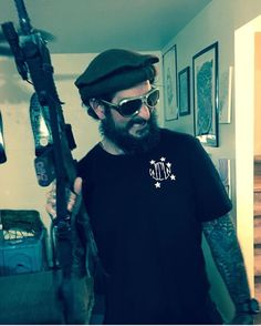 Pushing throw the week: put on ur We The Willing shirt slip on ur sunnies and grab your tools and go to work !!! Our brother here @alexanian78 is a legend Taliban slayer just doing that !!! He is the Collective!!! Thanks for support !!! Few Shirts still available @wtwcollective.com @panjwaivalleygunclub @sangin.instruments @reconsniperfoundation @sanginvalleygunclub @sofletehq @oafnation_actual @applications_of_violence @usmc_scout_sniper_association @toorknives @ #wethewilling…