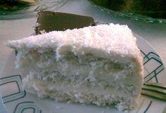 Lehký, sněhově bílý dort připravený do 30 minut. 30th, Sweets, Baking, Food, Cakes, Raffaello, Sweet Pastries, Meal, Goodies