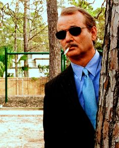 Bill Murray in Rushmore one of my new favorite movies
