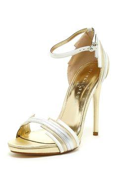 Ivanka Trump Aryella Colorblock High Heel