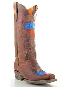 Southern Methodist University Gameday Cowboy Boots - Snoot Toe  My Alma Amter!!! Go Mustangs!!!