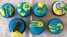 Cupcakes de Costura - Moda
