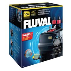 Fluval 106 Canister Filter //Price: USD & FREE Shipping //     #Oxytocin's_Worldwide