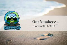 Our Numbers – Tax Year 2017/2018