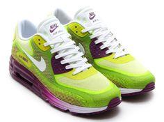 Nike WMNS Air Max 90 Lunar C3.0 - Bright Grape - White - Venom Green -  SneakerNews.com afc5ebb8d8