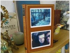 Turn a favorite book into a favorite frame. | Spark | eHow.com