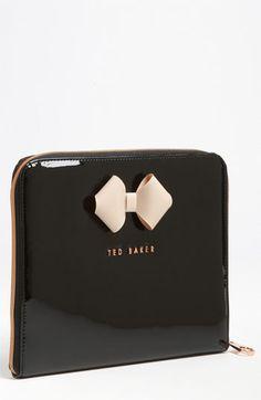 Ted Baker London 'Bow' iPad Sleeve | Nordstrom
