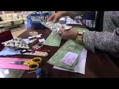 Mulher.com 19/03/2013 - Ana Consentino Organizador de Bolsa  parte 2