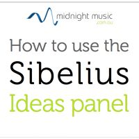 How To Use The Sibelius Ideas Panel (free download #3)   http://www.midnightmusic.com.au/2012/11/how-to-use-the-sibelius-ideas-panel-free-download-3/#