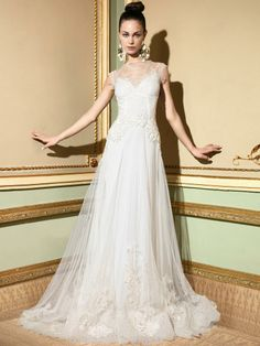 YolanCris 2014 Romantic Tale Bridal Collection