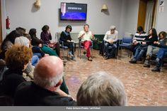 """Cuentalab Especial Autismo """"Narración Oral y Autismo"""" con Marc Buléon - 5 de marzo - Fotografía: Arturo Prieto"""