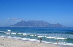 table mountain, the symbol of my most favorite city in the world