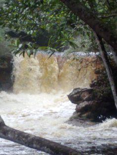 Cachoeira da Araras.