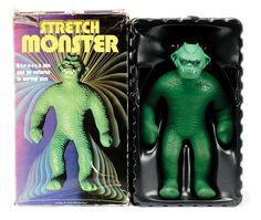 STRETCH MONSTER 1976 saw the release of Kenner's Stretch Armstrong, a He-Man looking dude with a plastic head and rubbery body filled with corn syrup, which allowed kids to twist and stretch him into a multitude of different poses, any… Continue Reading →